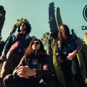 CACHEMIRA: Deal bei Heavy Psych Sounds