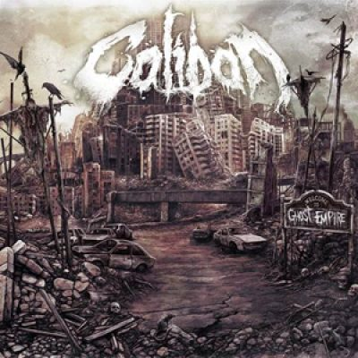 "CALIBAN: Cover von ""Ghost Empire"""