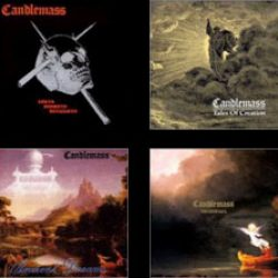 CANDLEMASS: Die Re-Releases
