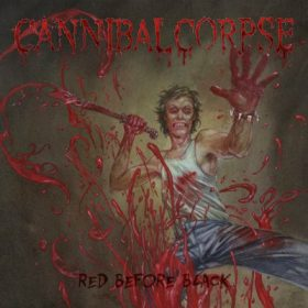 cannibal corpse red before black Cover