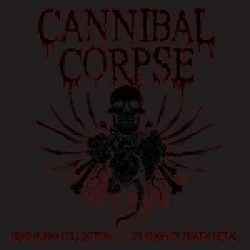 """CANNIBAL CORPSE: """"Dead Human Collection – 25 Years Of Death Metal"""" – Compilation im März"""