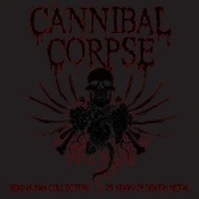 "CANNIBAL CORPSE: ""Dead Human Collection – 25 Years Of Death Metal"" – Compilation im März"