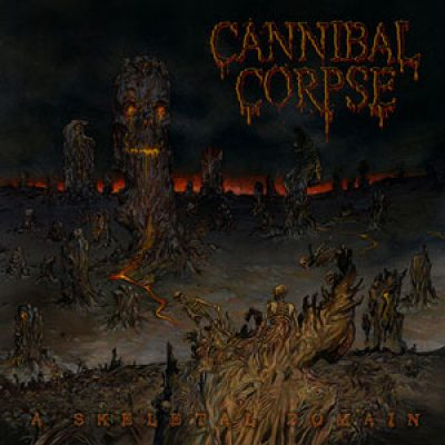 "CANNIBAL CORPSE: Songs von ""A Skeletal Domain"" online"