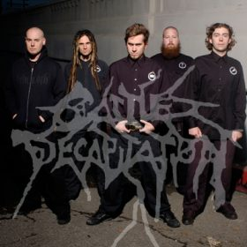 CATTLE DECAPITATION: Jede Presse ist gute Presse