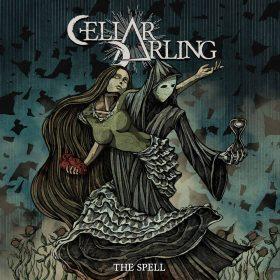 "CELLAR DARLING: neues Video vom ""The Spell""-Album & Tour"