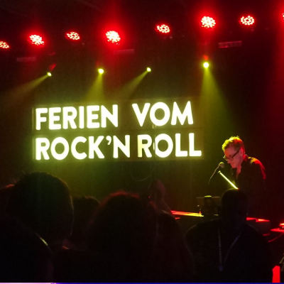 CHRISTIAN STEIFFEN: Ferien vom Rock`n Roll- Tour