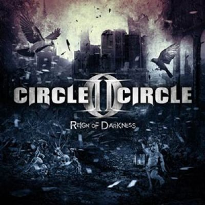 "CIRCLE II CIRCLE: neues Album ""Reign Of Darkness"""