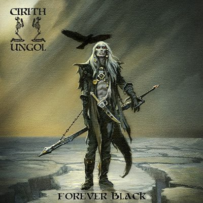 "CIRITH UNGOL: neue Album ""Forever Black"" & Lyrics-Video zu ""Legions Arise"""