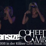 COHEED AND CAMBRIA und OCEANSIZE am 07. April 2008 in der Kölner Live Music Hall