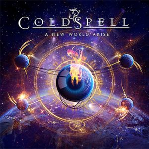 coldspell a new world arise CD Cover