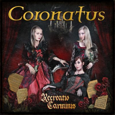 "CORONATUS: neues Album ""Recreatio Carminis"""
