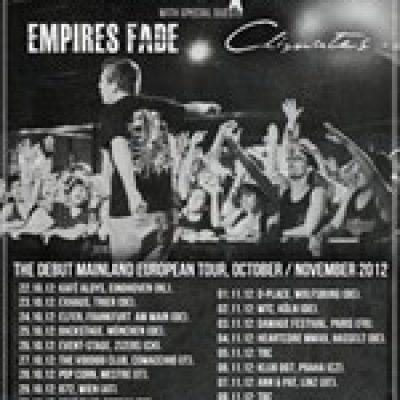 COUNTERPARTS: Ab Oktober auf Europa-Tour