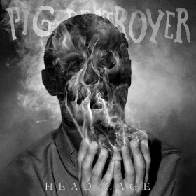 PIG DESTROYER: Head Cage