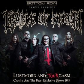 "CRADLE OF FILTH: spielen ""Cruelty And The Beast"" in ganzer Länge"