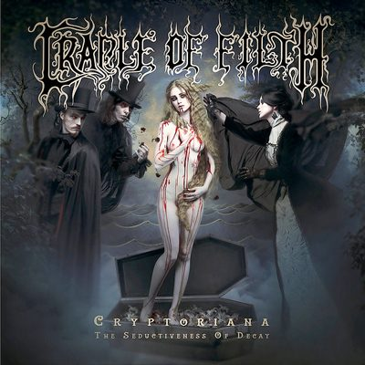 "CRADLE OF FILTH: ""Heartbreak And Seance"" – Videosingle vom neuen Album  ""Cryptoriana"""