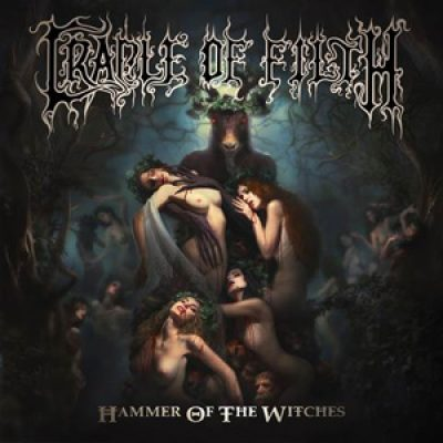 "CRADLE OF FILTH: Cover von ""Hammer Of The Witches"""