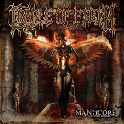 CRADLE OF FILTH: neues Album ´The Manticore & Other Horrors´