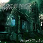 CRADLE OF FILTH: Cover von ´Midnight In The Labyrinth´