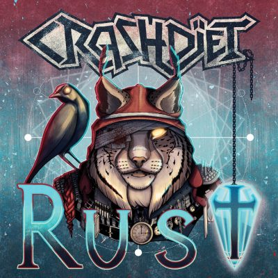 "CRASHDIET: neues Album ""Rust"""