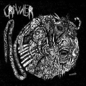 """CRAWLER: Labeldeal für Crust / Grindcore / Punk Album """"Womb"""""""