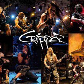 CRIPPER: Albumaufnahmen abgeschlossen