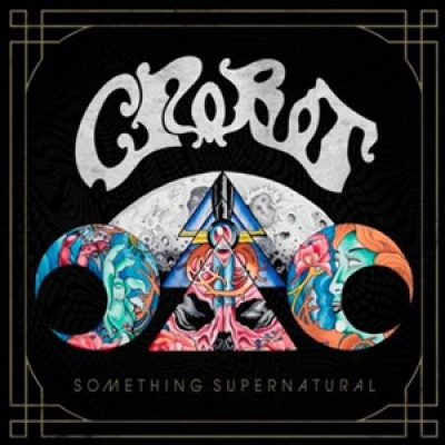 "CROBOT: neues Album ""Something Supernatural"""