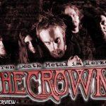 THE CROWN: Puren Death Metal im Herzen