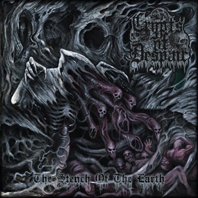 crypts-of-despair-The-Stench-Of-The-Earth CD Cover