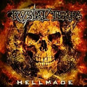 """CRYSTAL TEARS: """"Hellmade"""" – Artwork vorgestellt"""