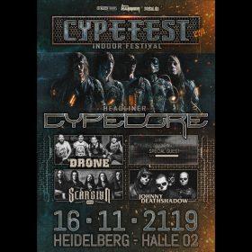 CYPECORE: veranstalten ein eigenes Festival