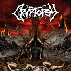"CRYPTOPSY: ""The Best Of Us Bleed"" – neuer Song ""Boden"""