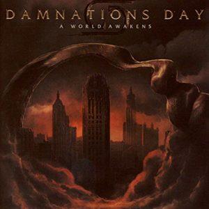 """DAMNATION DAY: Songs von """"A World Awakens"""""""