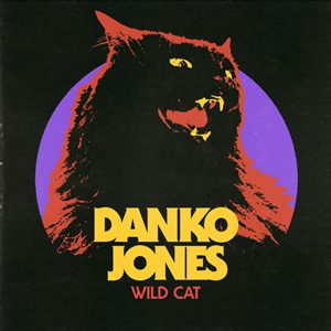 "DANKO JONES: neues Album ""Wild Cat"""