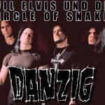 DANZIG: Evil Elvis und der Circle Of Snakes