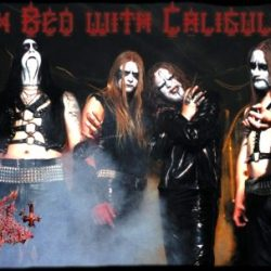 DARK FUNERAL: In Bed with Caligula