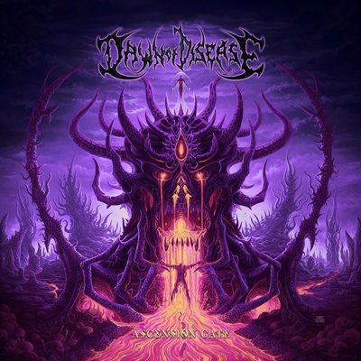 """DAWN OF DISEASE: zweiter Song vom neuen Album """"Ascension Gate"""""""