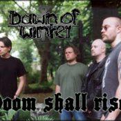DAWN OF WINTER: Das Doom Shall Rise Special