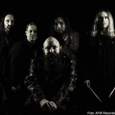 DEADRISEN: neue Band um SYMPHONY X- & HEIR APPARENT-Musiker