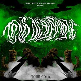 DEADSMOKE: Tour im Frühjahr