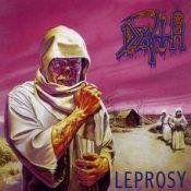"""DEATH: Re-Release von """"Leprosy"""""""