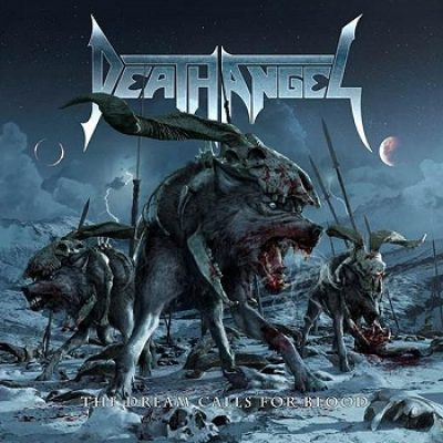 "DEATH ANGEL: Trailer zu  ""The Dream Calls For Blood"""
