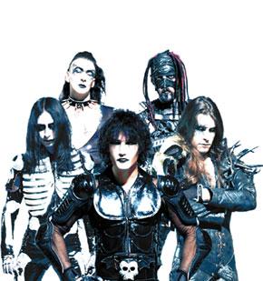 Death SS-Interview 2006 - Promobild der Band aus dem Jahr 2006