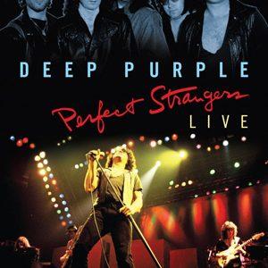"DEEP PURPLE: DVD ""Perfect Strangers Live"""