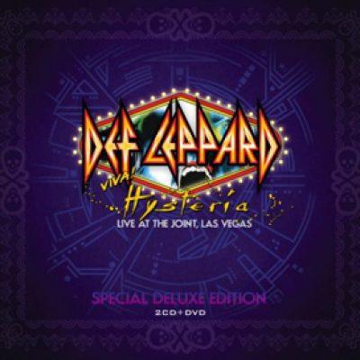 """DEF LEPPARD: Live-DVD """"VIVA! Hysteria"""""""
