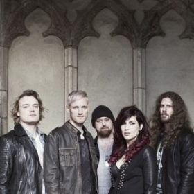 "DELAIN: Video-Clip zu ""Sing To Me"""