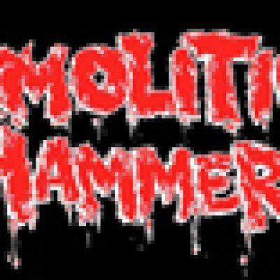 """DEMOLITION HAMMER: Re-Releases von """"Tortured Existence"""" und """"Epidemic Of Violence"""
