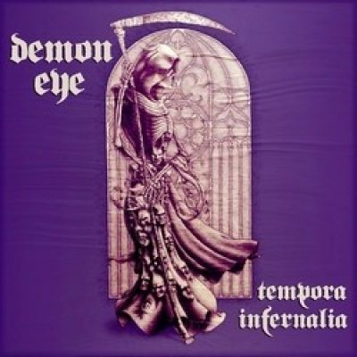 """DEMON EYE: Cover und Tracklist zu """"Tempora Infernalia"""""""