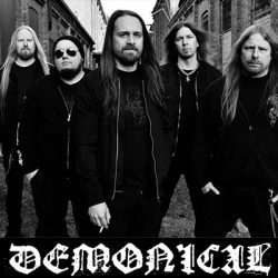 DEMONICAL: im Studio