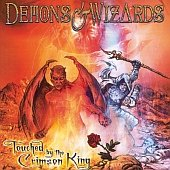 DEMONS & WIZARDS: Touched By The Crimson King