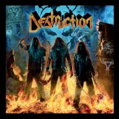 destruction thrash- anthems II Cover